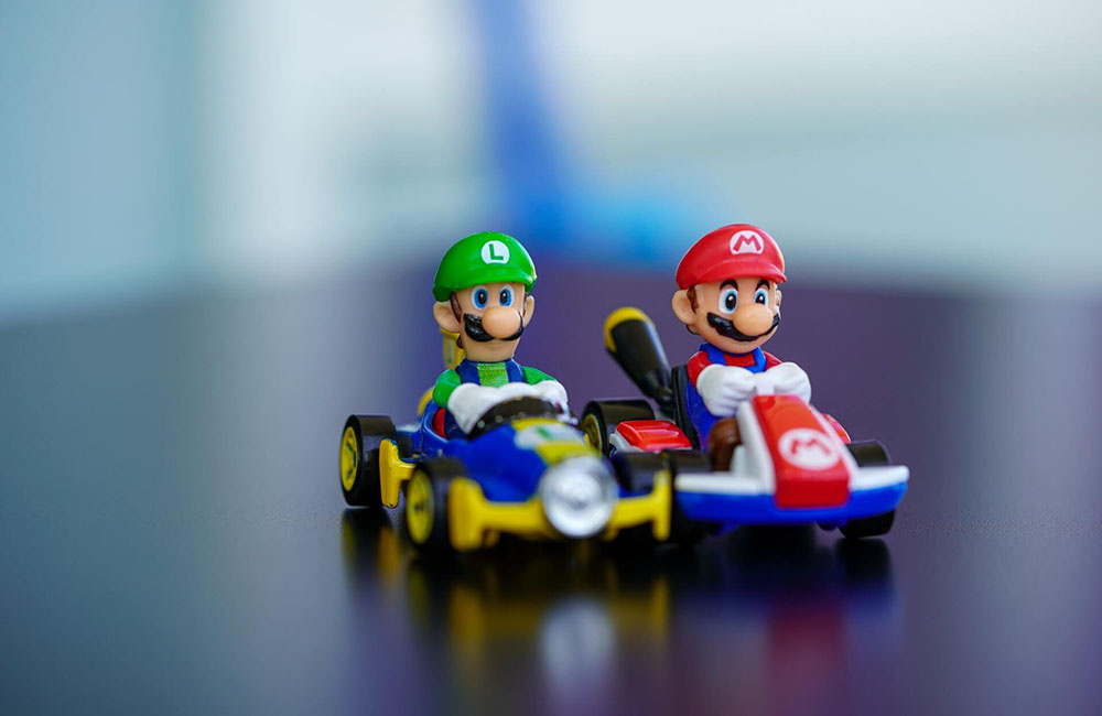Parhaat Nintendo switch kasinopelit